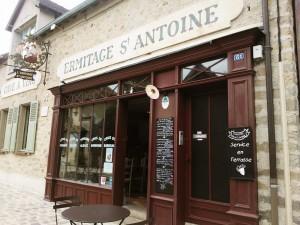 Extérieur Ermitage Saint Antoine