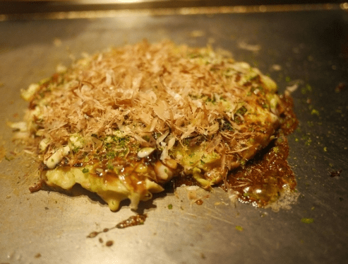 Okonomiyaki Ready