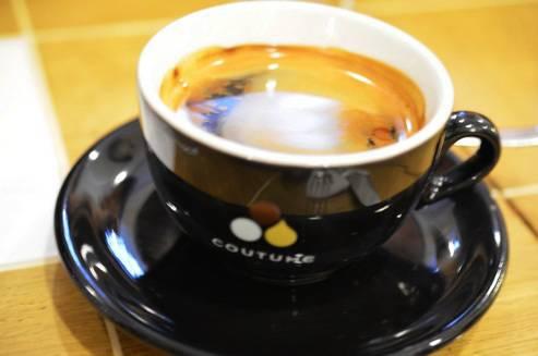 Le Coutume café! Prêt pour un petit voyage?