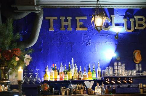Theclub Logo