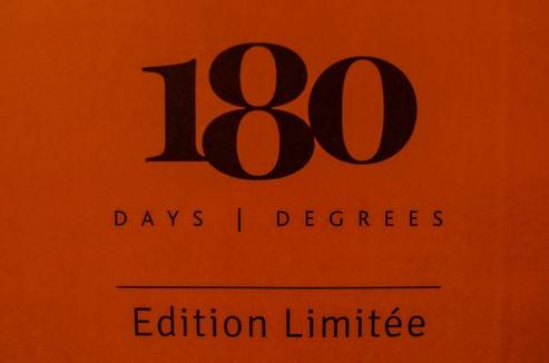 Le 180 - Attention lieu d'exception ... le temps vous est compté...