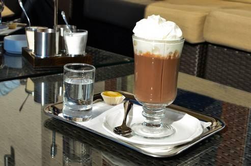 Interalpen Chocolat Chaud