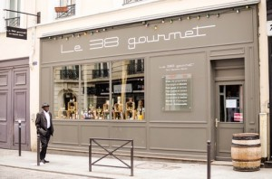 L'inclassable ... le 38 Gourmet!