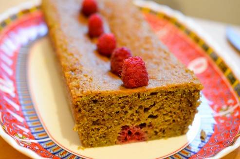Cake The Vert Entier