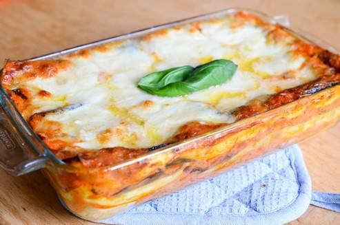 Lasagnes Aubergines 4