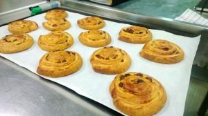 Retrospective de 6 mois de cours de pâtisserie avec un grand chef!