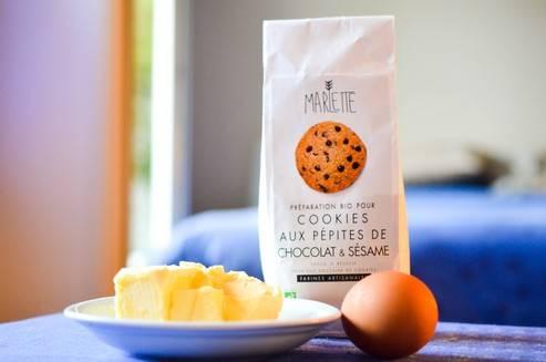 Marlette Cookies Ingredients