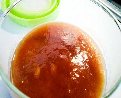 Caramel Poires