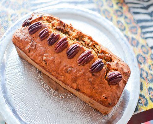 Cake Citrouille 1