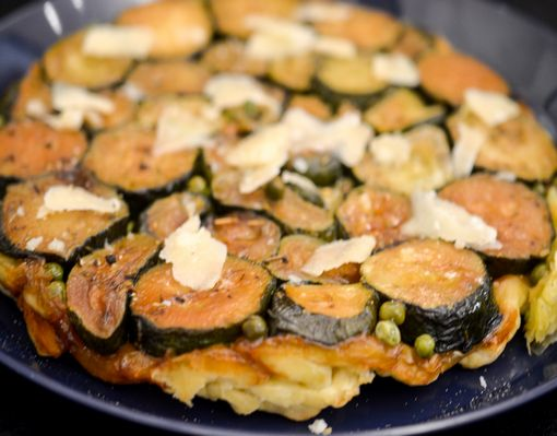 Tatin Courgetttes 6