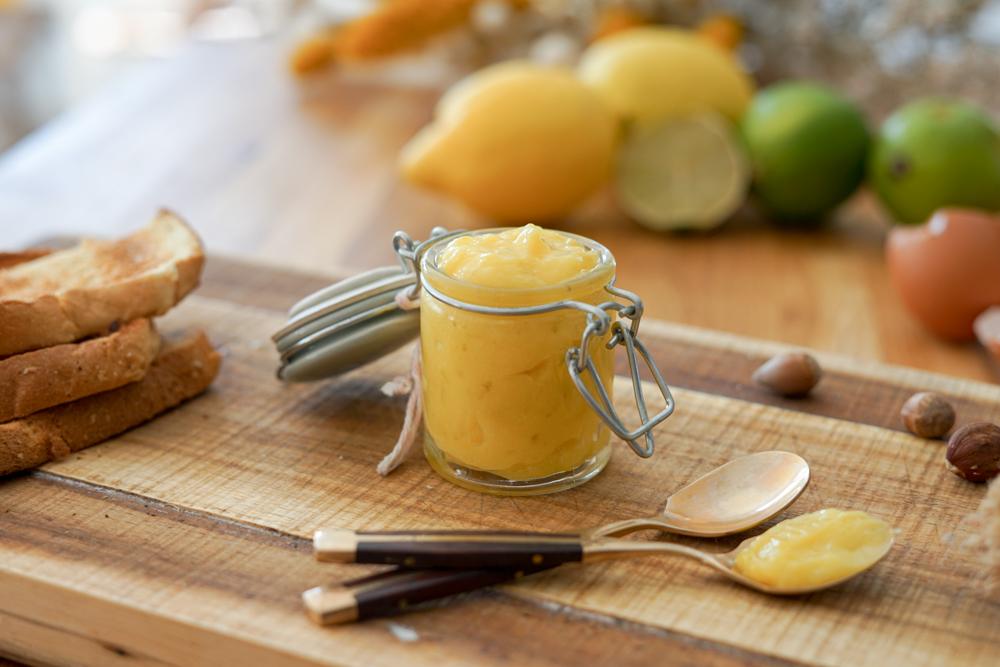 Recette Lemon Curd Citron
