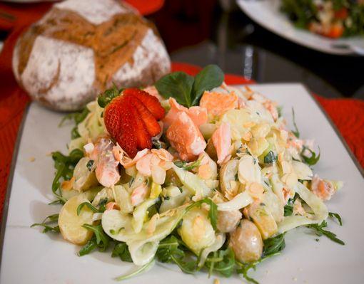 Salade Saumon Fenouil 13
