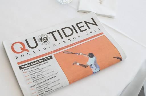 Roland Garros 2014! [fb Album Post]
