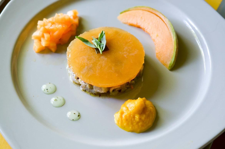 Tartare Leiu Melon 15