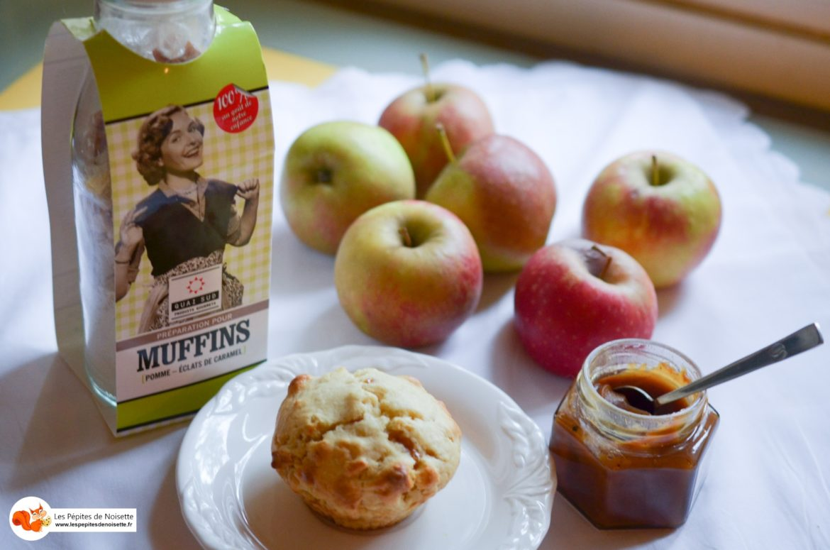 Muffins Pomme Caramel 3