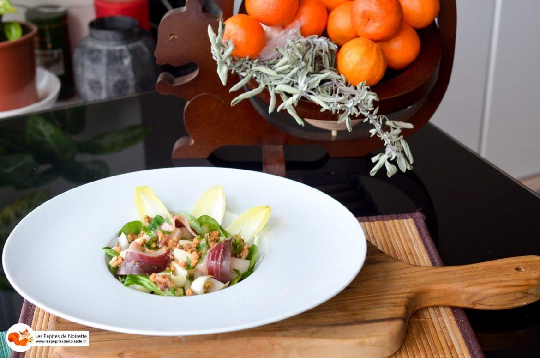 Salade Magret Poire Speculoos 3