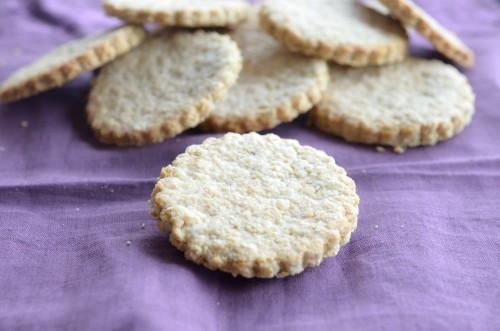 Biscuits à l'avoine (Oatmeal Digestive Biscuits)