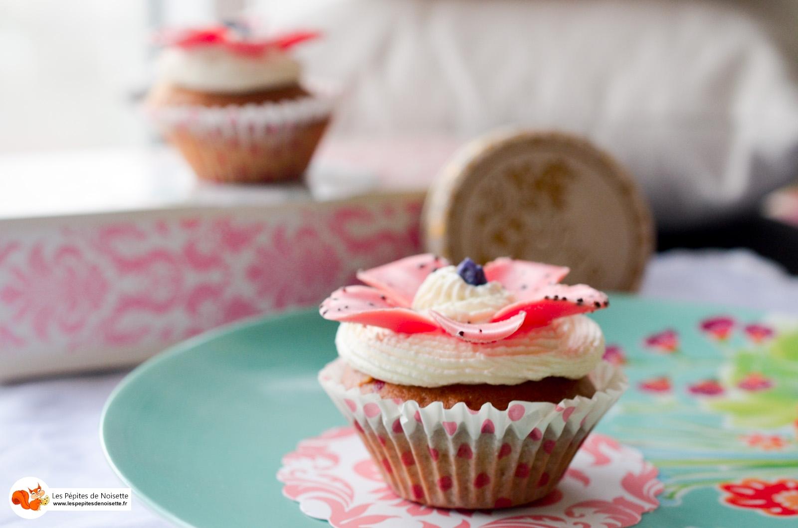 Muffin Framboise Violette Boissier (8 Sur 10)