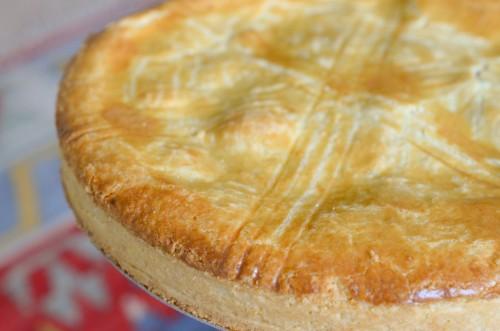 Gâteau Basque au Piment d'Espelette