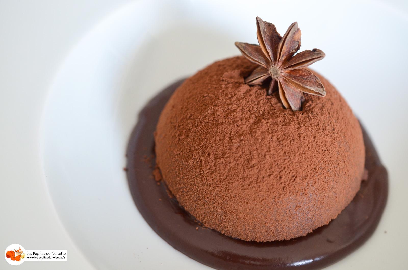 Truffe Glacée Chocolat Badiane (9 Sur 9)