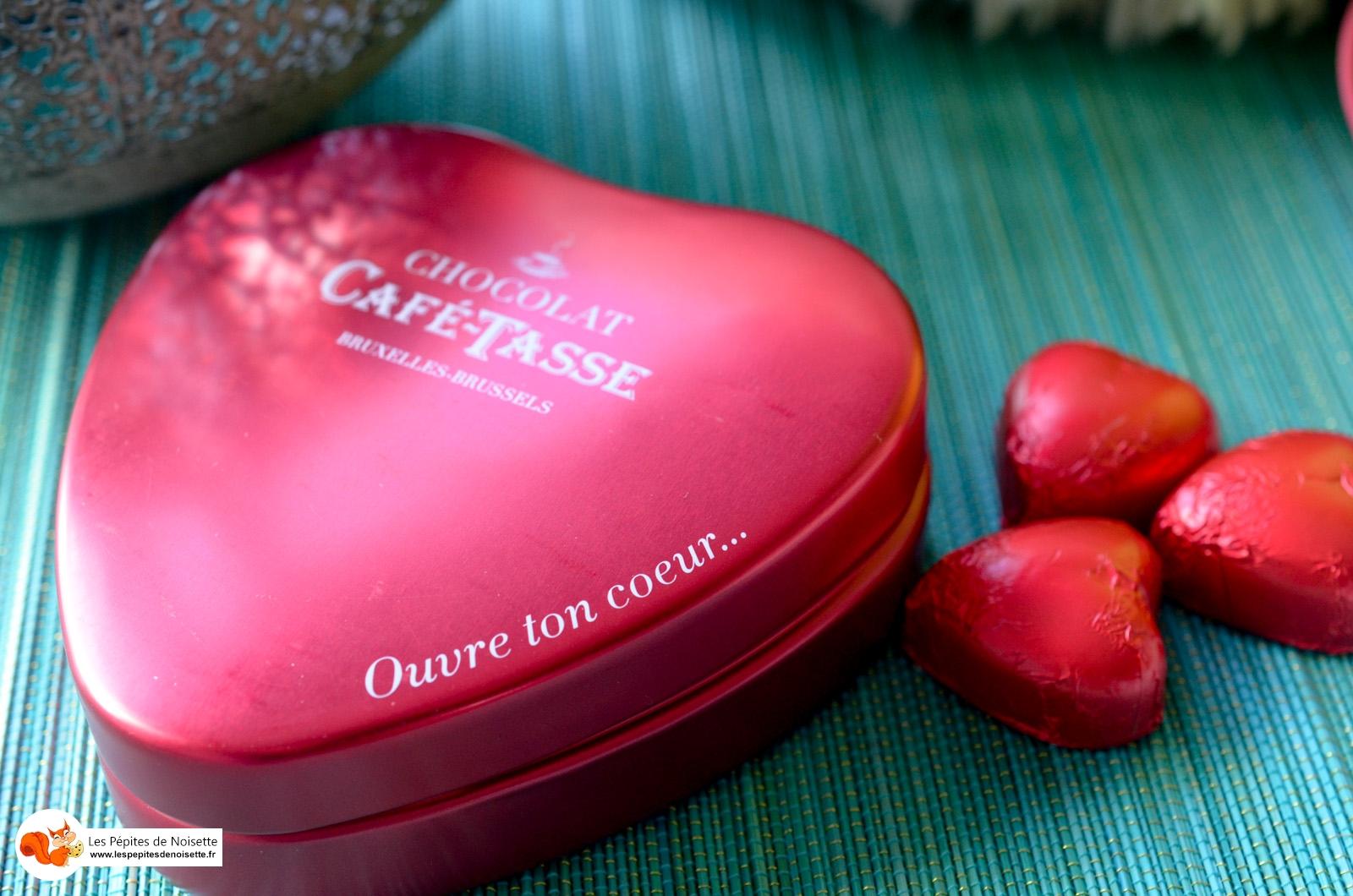 Chocolat Café Tasse Concours (1 Sur 2)