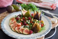 Salade_figue_picodon_vinaigrette_framboises (9 sur 9)