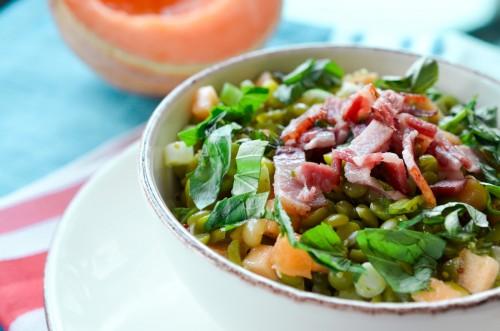 Salade_pois_cassés_melon_lardon (3 sur 4)