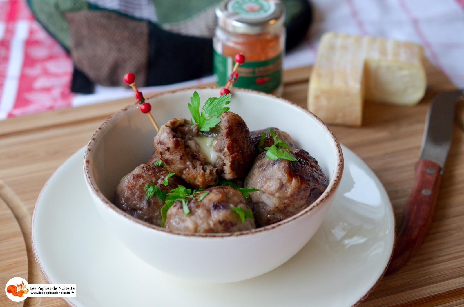 Meatballs Canard Piment Espelette Cerise Noire (11 Sur 17)
