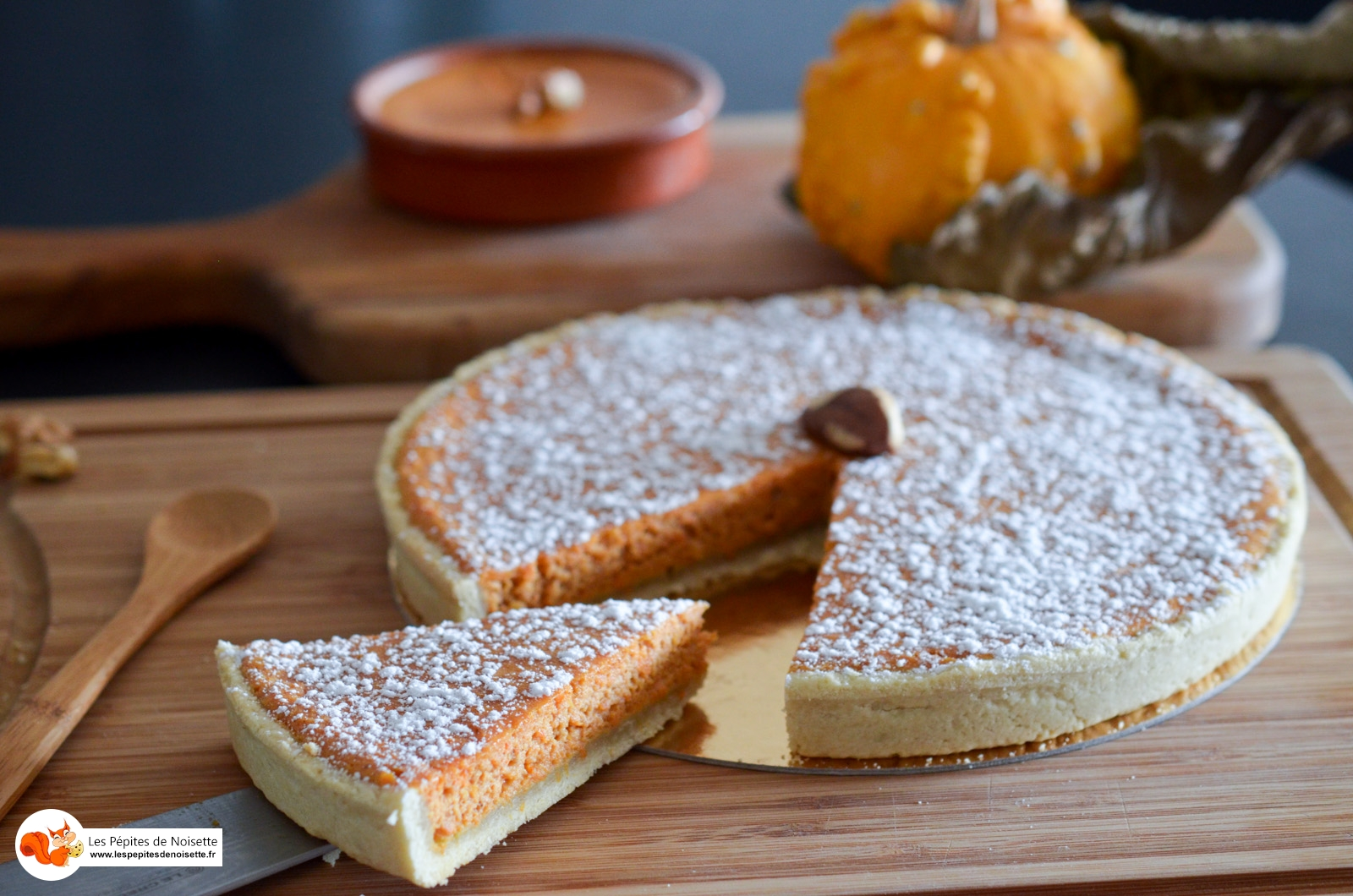 Tarte Potiron Pumpkin Pie (8 Sur 10)