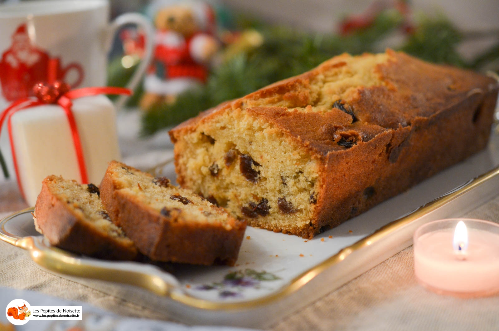 Cake Rhum Raisins (9 Sur 9)