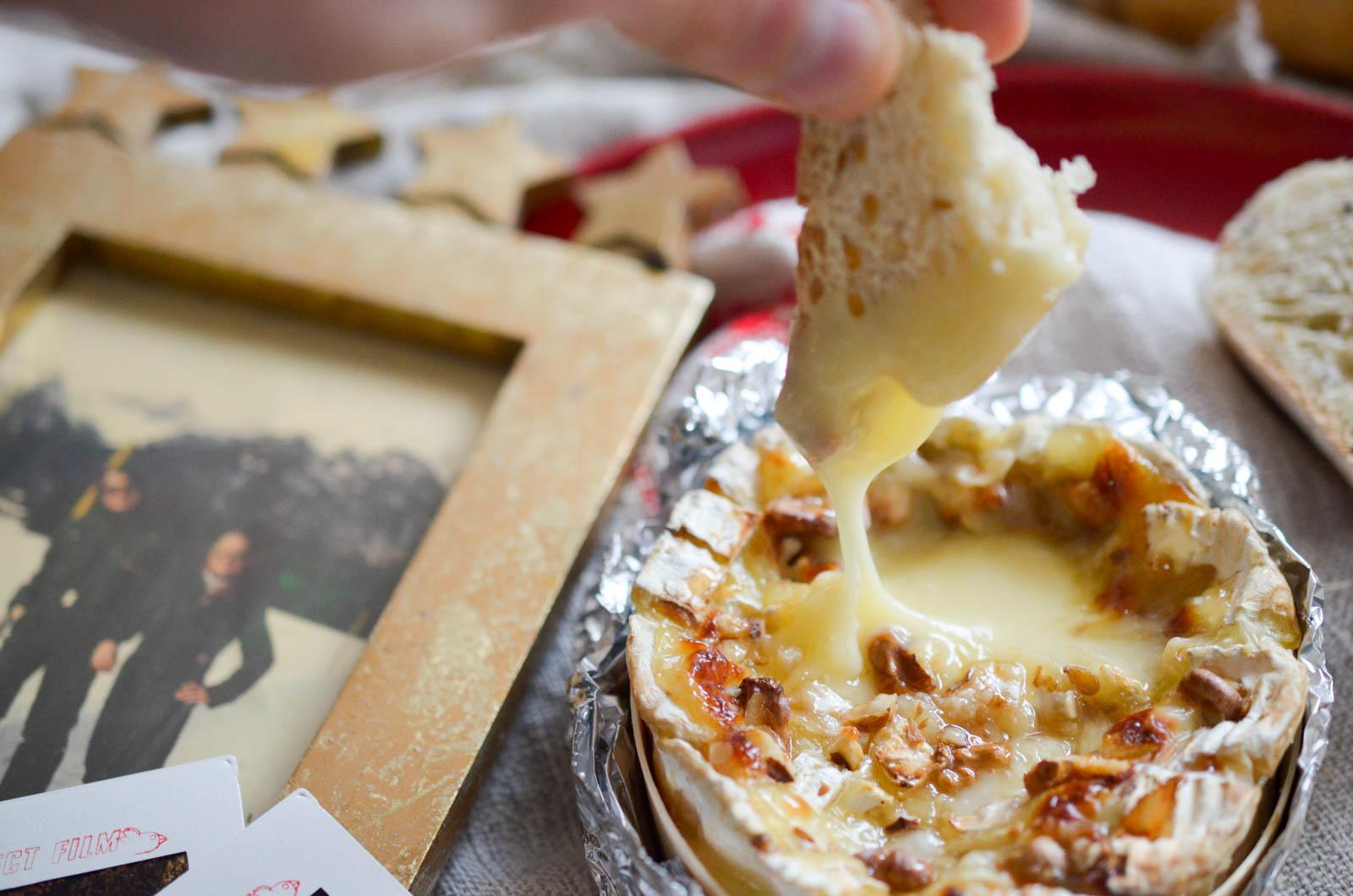 Camembert Rôti Noix Miel (4 Sur 7)
