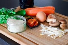 Bibimbap végétarien (1 sur 9)