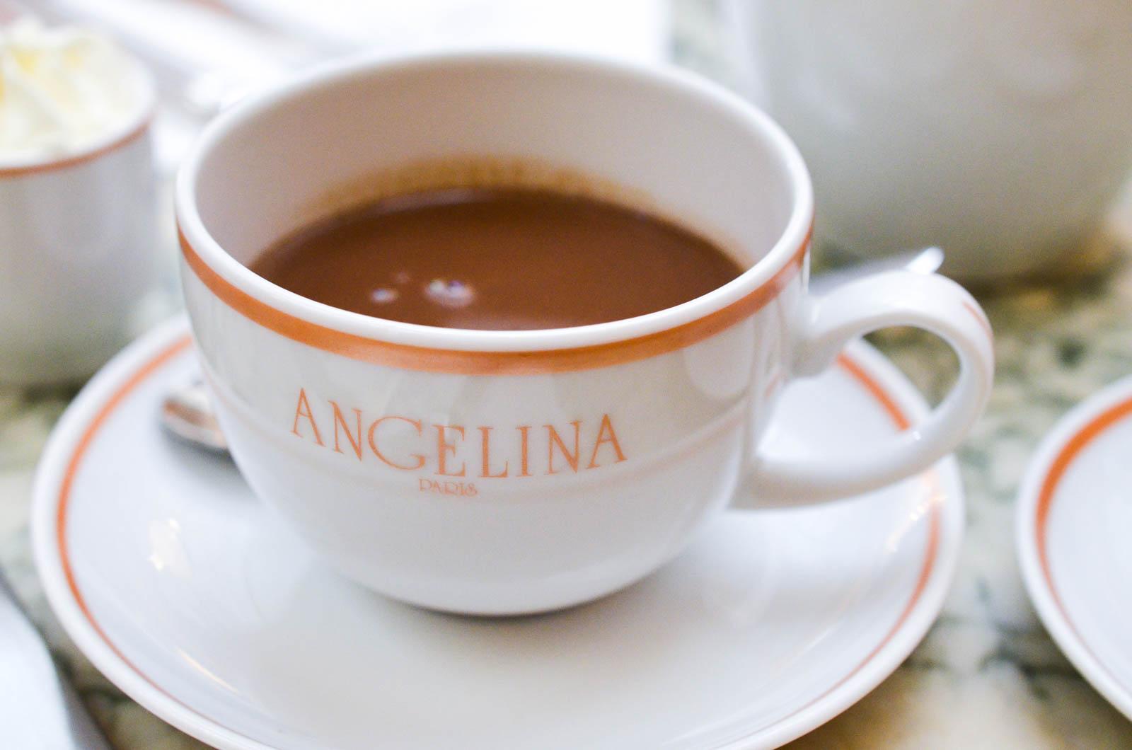 Chocolat Chaud Africain Angelina Paris (4 Sur 17)