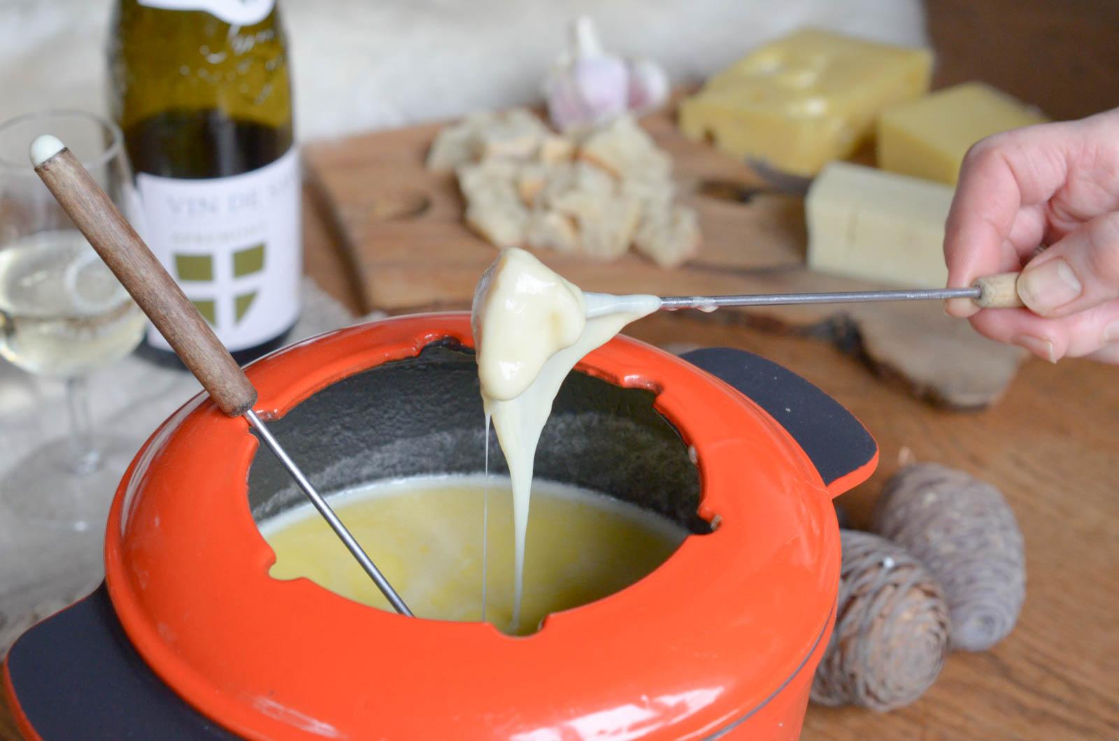 La fondue Savoyarde