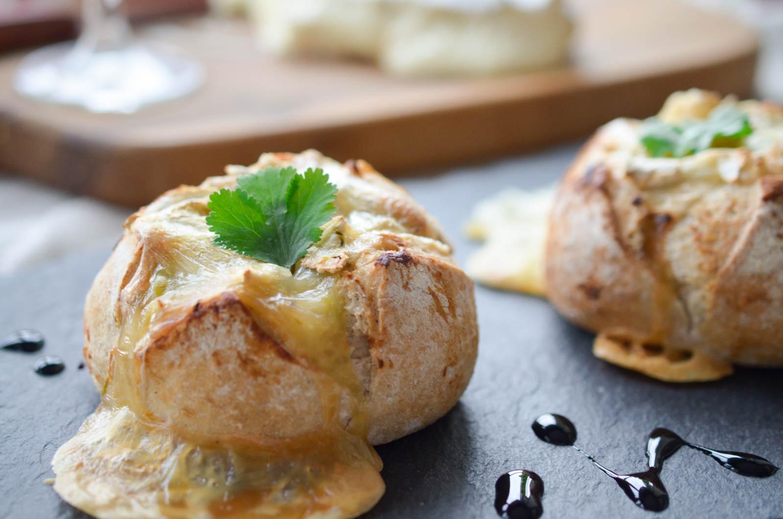 Bread Bowl Fougerus Poireaux Poulet Curry (7 Sur 7)