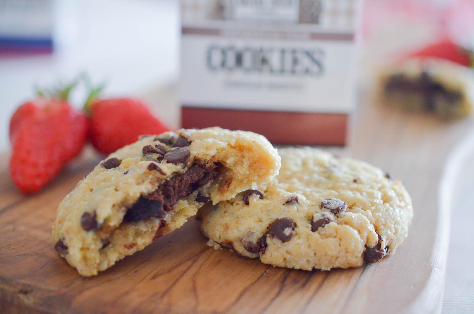 Cookie Coeur Fondat Chocolat Quai Sud (1 Sur 1)