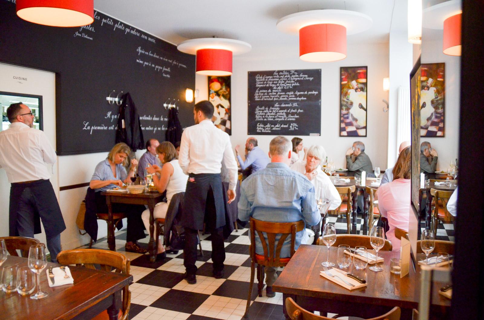 Restaurant Les Canailles Diner (3 Sur 20)