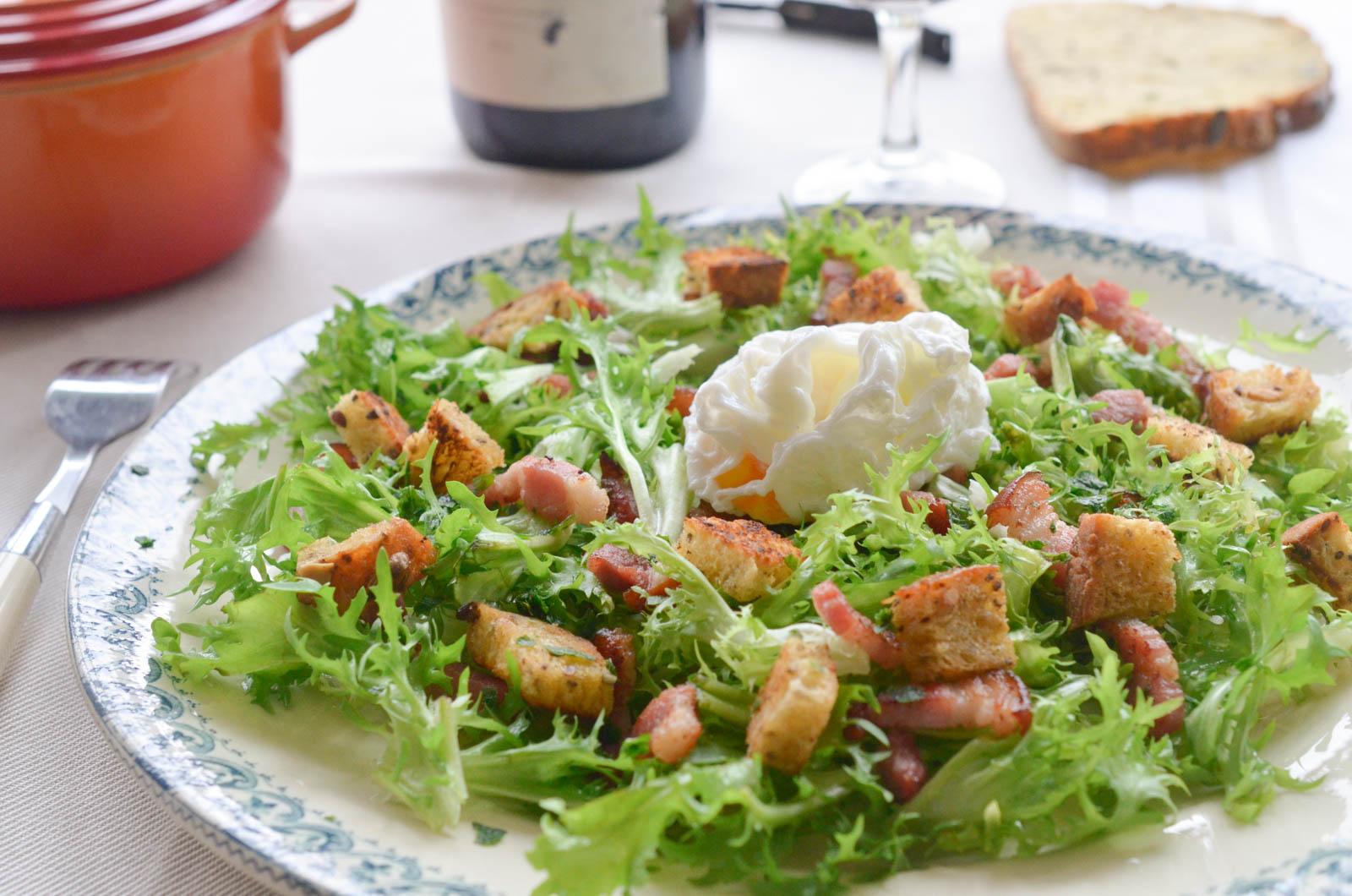 Salade Lyonnaise (7 Sur 9)