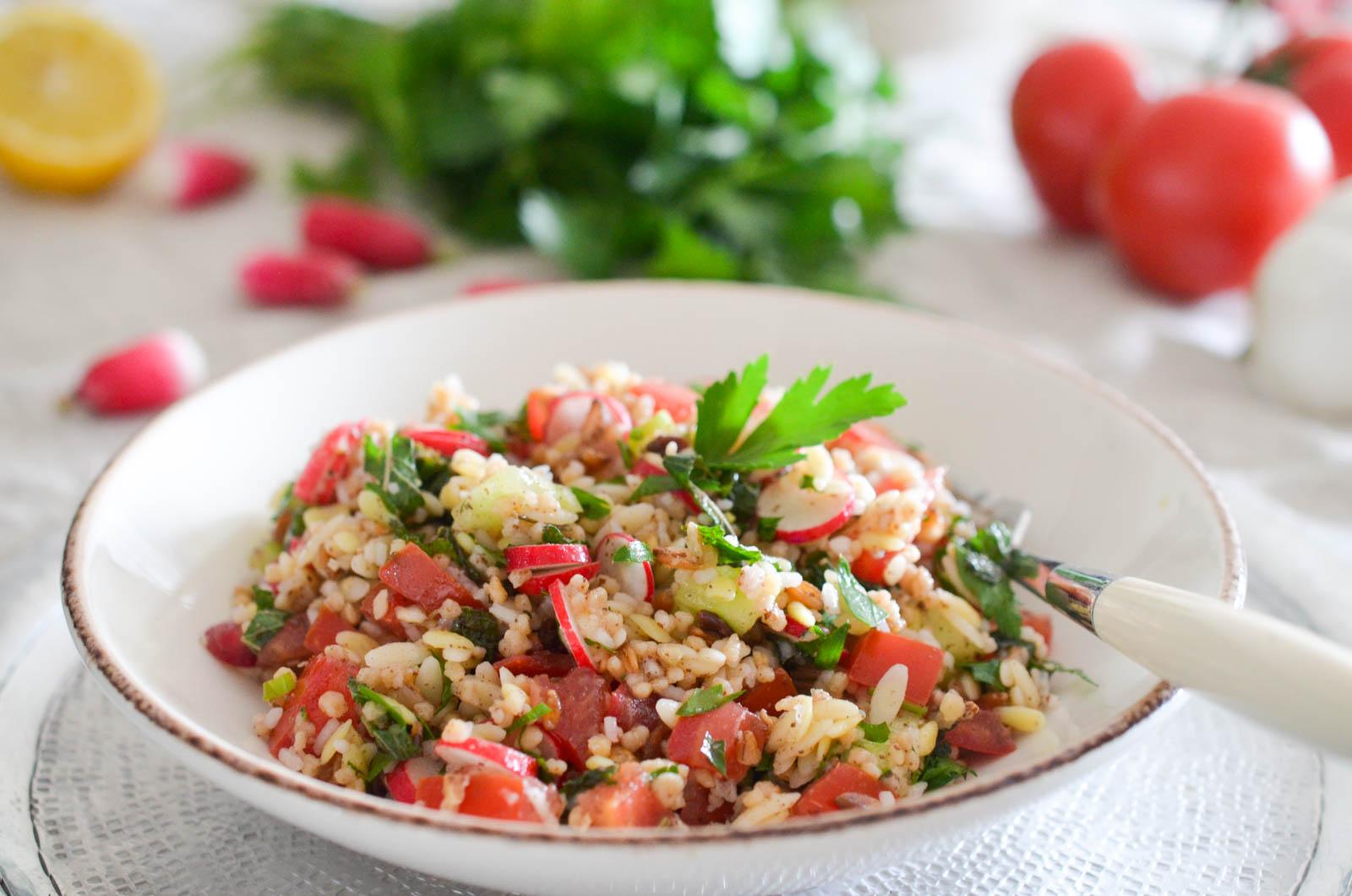 Salade Céréales Campagne Tipiak Libanaise (3 Sur 4)