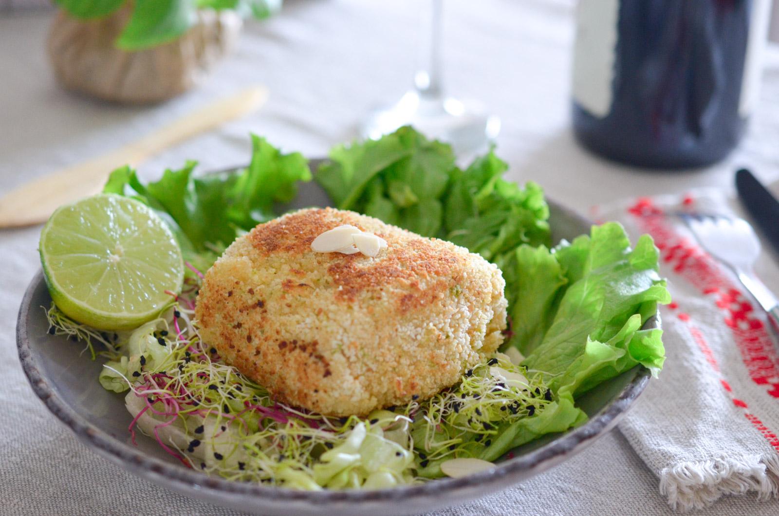 Cabillaud Pané Citron Vert (5 Sur 8)