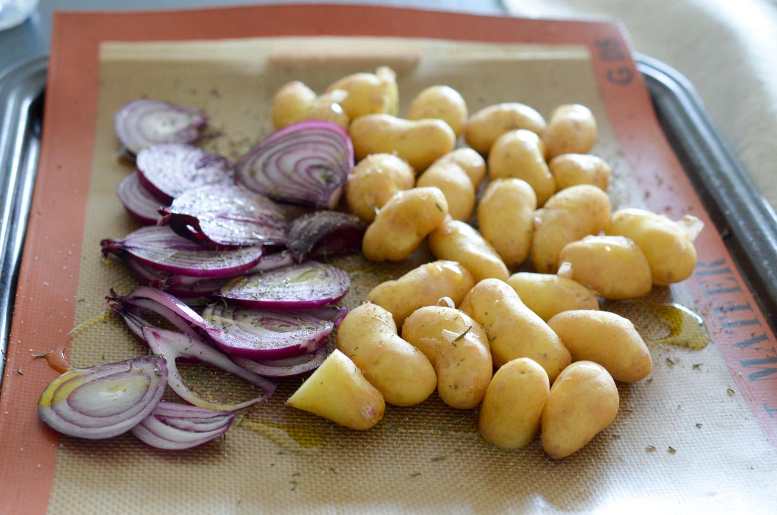 Salade Pommes De Terre Delicatesse Bowl (1 Sur 6)