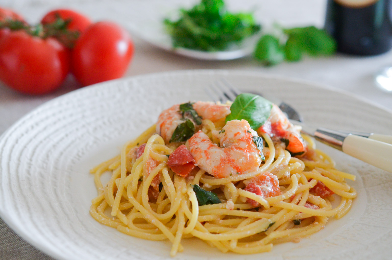 Spaghetti Crevette Tomate Ricotta Sans Gluten Panzani (8 Sur 8)