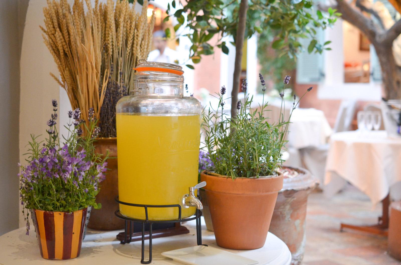 Restaurant La Villa Corse Didier (6 Sur 18)