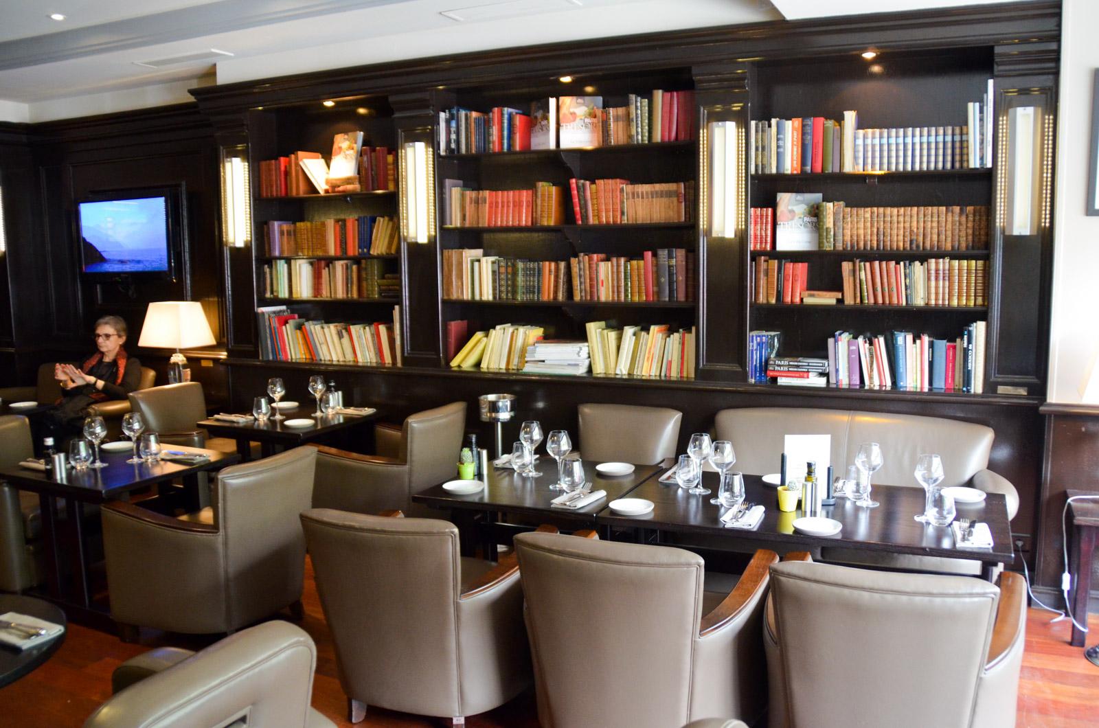 Restaurant La Villa Corse Paris15 (2 Sur 19)