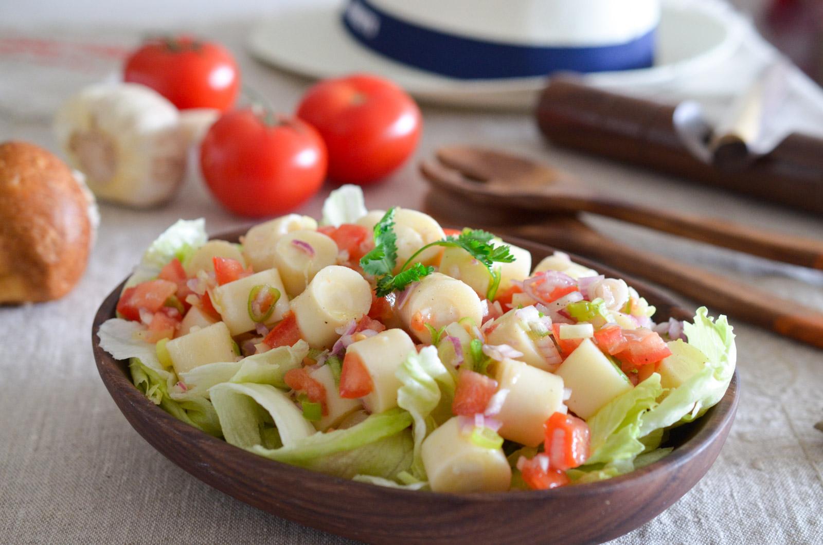 Salade Coeurs Palmier Bresilienne 7 Sur 8
