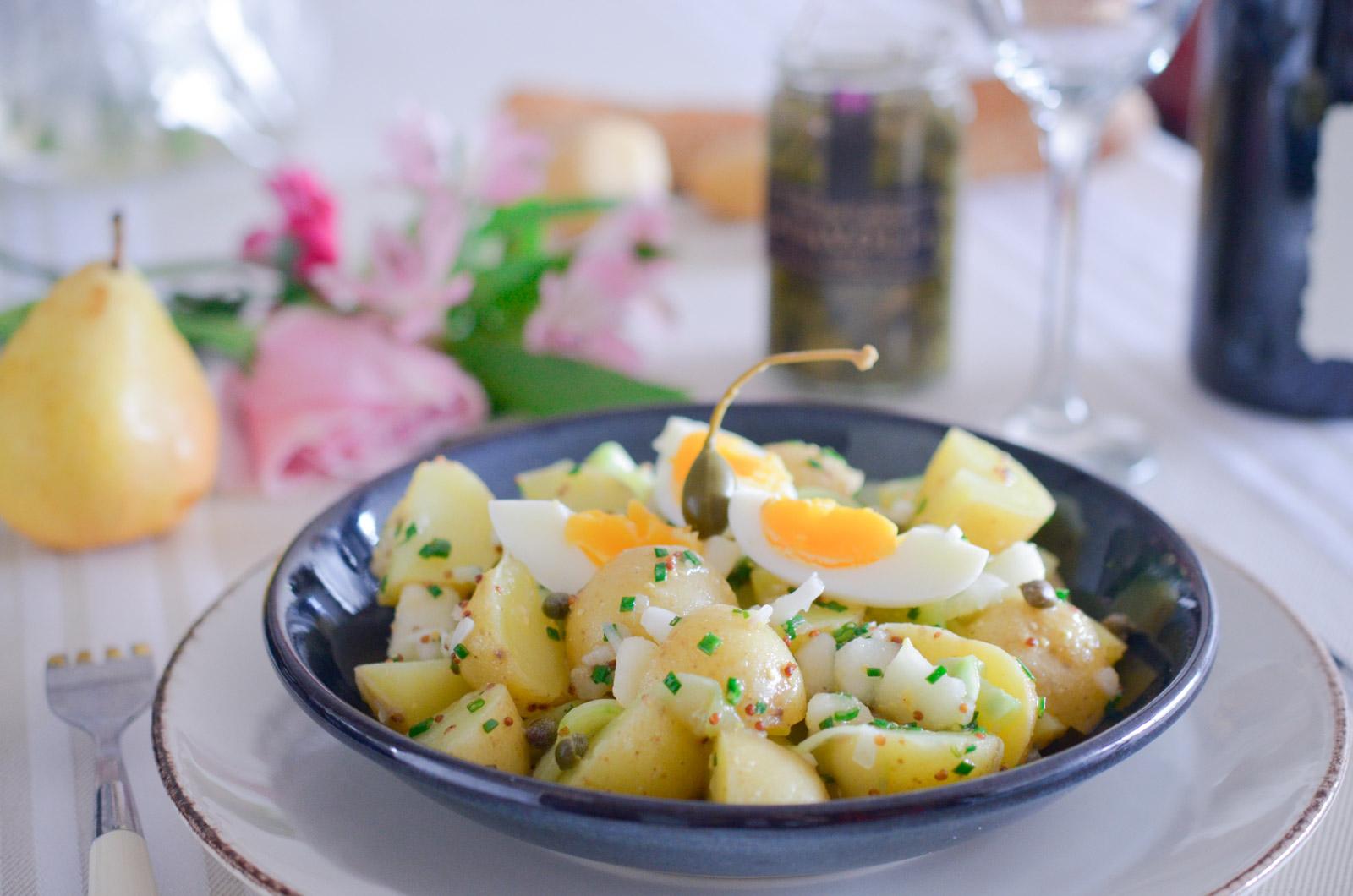 Salade Pommes De Terre Moutarde Miel Davoli (3 Sur 7)