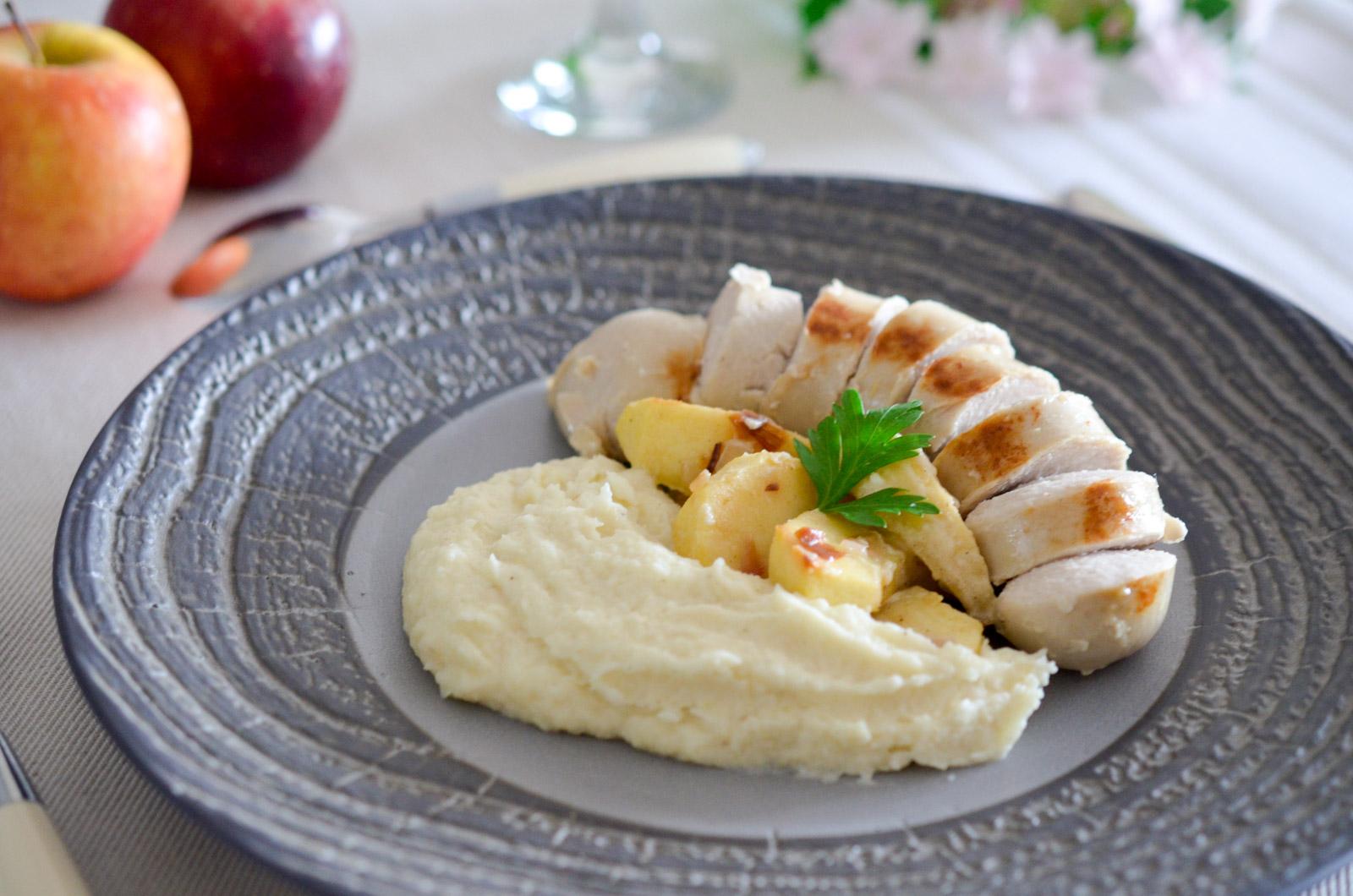 Boudin Pommes Puree Panais 9 Sur 10