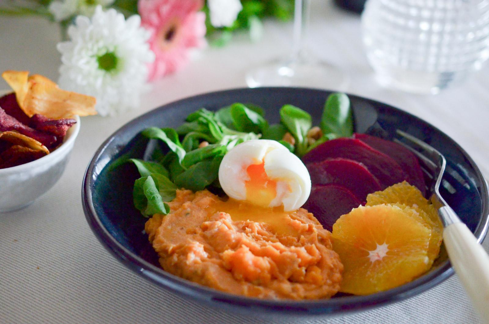 Creme Patate Douce Salade Saison 5 Sur 7