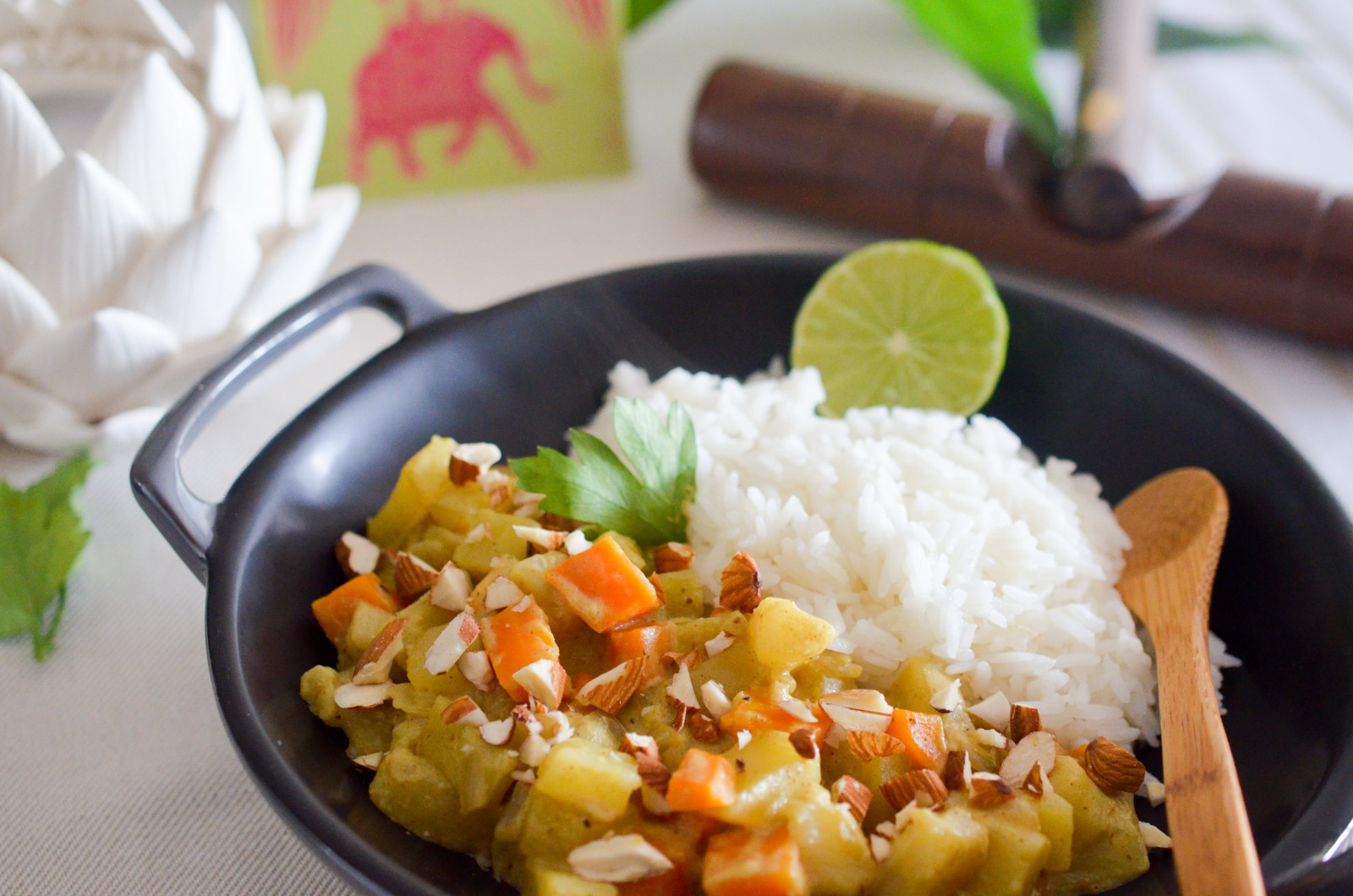 Curry Legumes Express 4 Sur 8