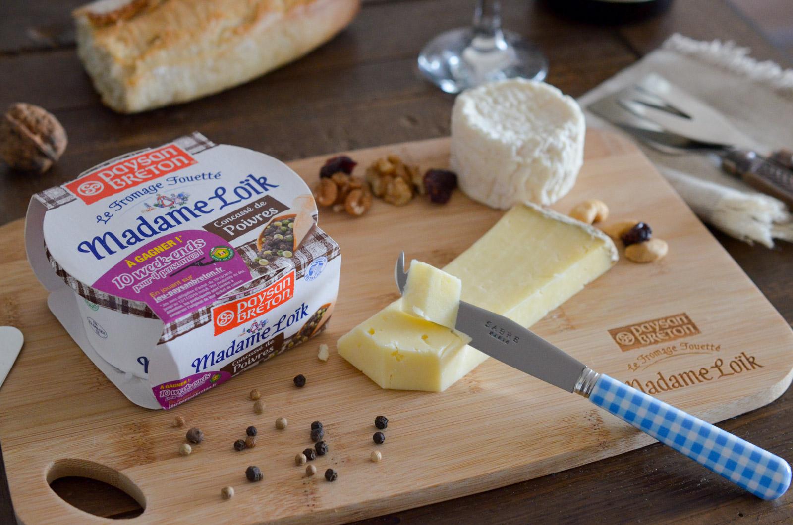 Madame Loik Paysans Bretons Concours Fromage 1 Sur 6